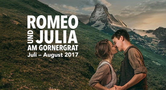 Romeo & Julia am Gornergrat
