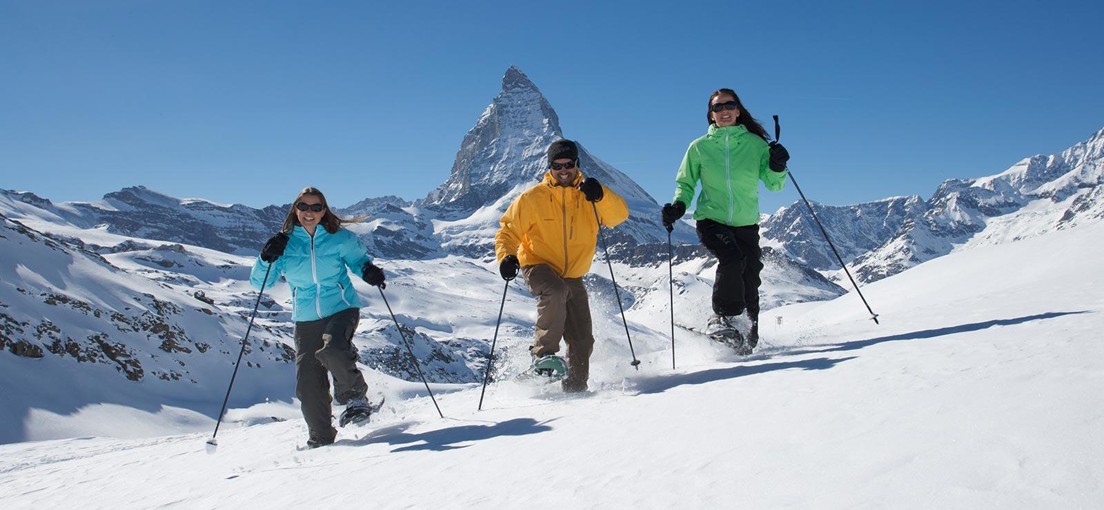 Metropol design hotel zermatt winter hotel metropol for Designhotel skifahren